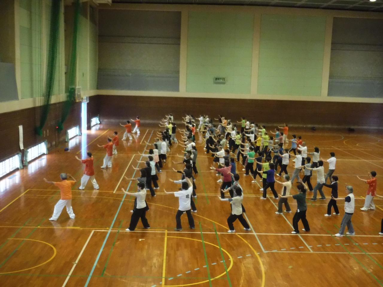 倉敷市スポーツ振興協会 太極拳部